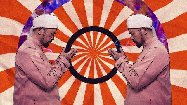 Ustaz Nazrey Diiringi MonoloQue - Iman Baru