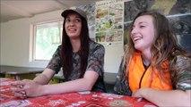 Emilie et Lucie, deux jeunes chasseuses, vont faire l'ouverture dimanche à Doucier