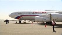 Rusya Devlet Başkanı Putin İran'da