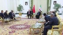 Erdoğan-Ruhani görüşmesi - TAHRAN