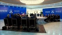 Türkiye-Rusya-İran Üçlü Zirvesi - İran Cumhurbaşkanı Hasan Ruhani - TAHRAN