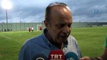 Çaykur Rizespor antrenmana Mehmet Ali Karaca ile çıktı