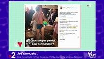Quand Franck Dubosc débarque en slip de bain au mariage de Fabien Onteniente !