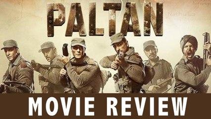 Paltan Film En Video Sur Dailymotion