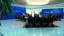 Türkiye-Rusya-İran Üçlü Zirvesi - Rusya Devlet Başkanı Putin - TAHRAN