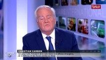 """Christian Cambon, sénateur Les Républicains : Camps de réfugiés, """" je ne vois comment le HCR pourrait faire sans le privé """""""