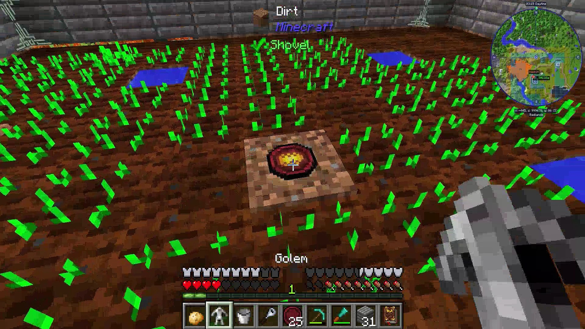 [Minecraft ftb revelation] Farming matinal (07/09/2018 13:00)