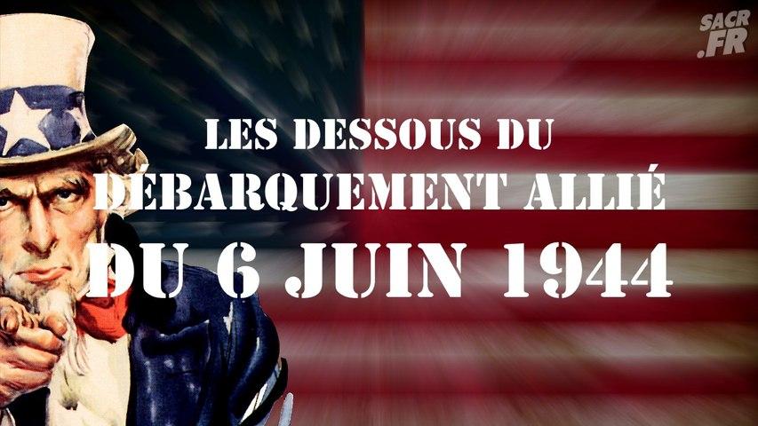 Sans repentance - Les dessous du débarquement allié du 6 juin 1944