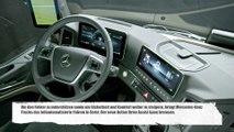 Der neue Mercedes-Benz Actros - Die Highlights in Kürze