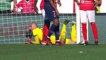 But Angel DI MARIA (40)  Nîmes Olympique - Paris Saint-Germain (2-4)  (NIMES-PARIS) 2018-19
