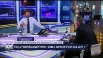 """Sommet BFM Patrimoine: La filière """"Vie Plus"""" du groupe Suravenir commercialise des produits d'épargne et de retraite à travers des CGPI - 07/09"""