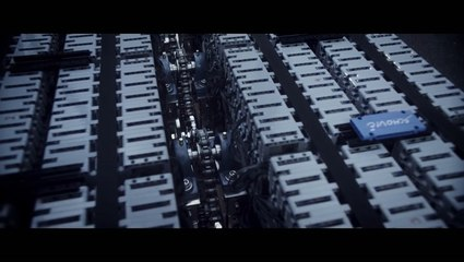 A Completely Drivable Lego-Built Bugatti Chiron