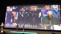 Hommage à Morgan Freeman