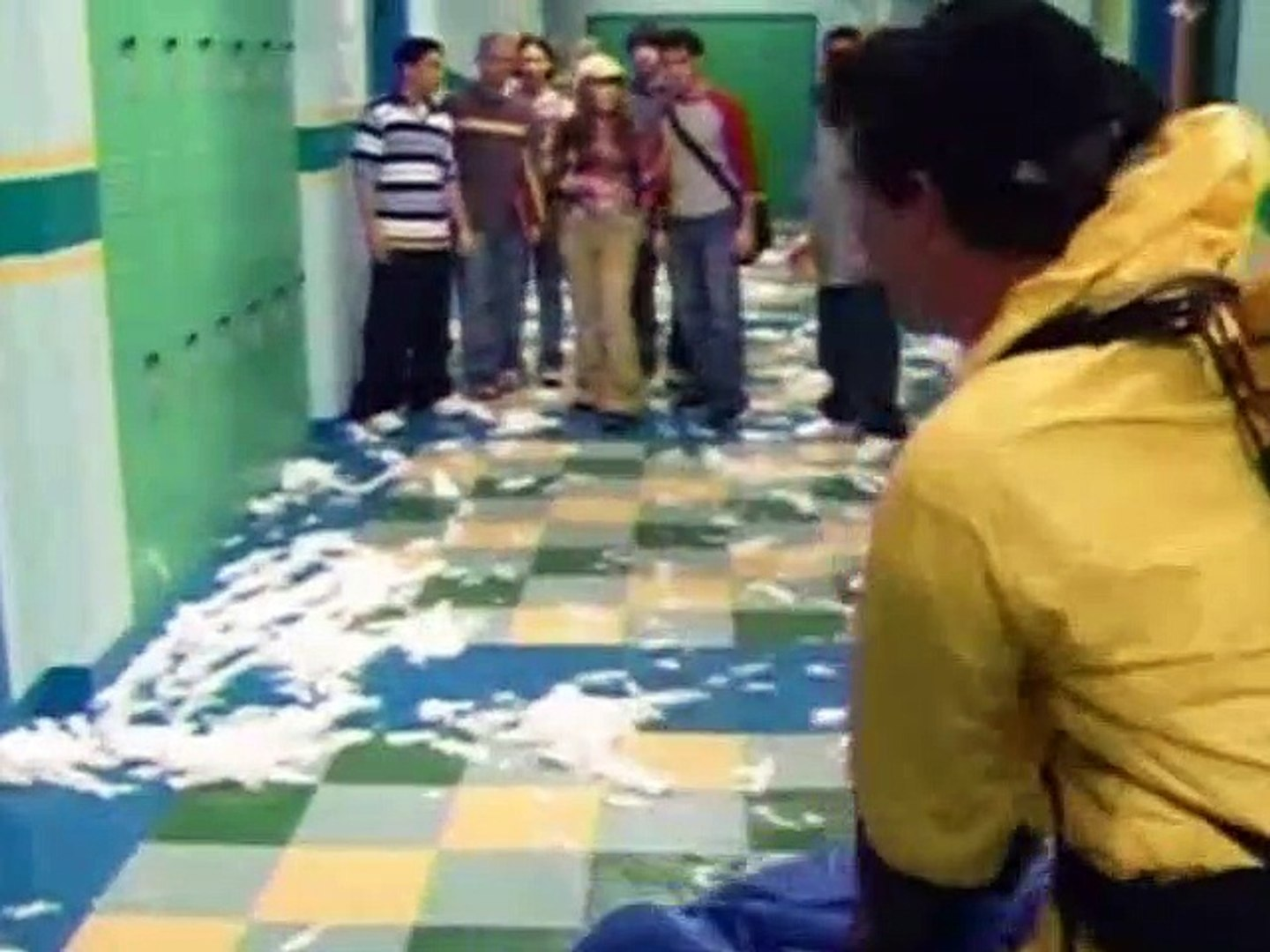 Ned S Declassified School Survival Guide S01e02 Bathrooms Project Partners Video Dailymotion