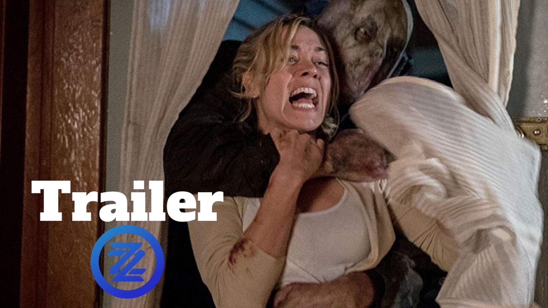 He's Out There Trailer #1 (2018) Julian Bailey, Yvonne Strahovski Horror Movie HD