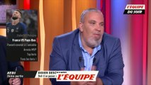 Severac défend Giroud - Foot - Bleus