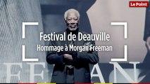 Festival de Deauville : hommage à Morgan Freeman