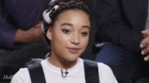 "Amandla Stenberg Gives Advice from 'The Hate U Give': ""Don't Ever Let Nobody Make You Be Quiet"" 