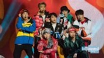 BTS Holds Record for Most Simultaneous Hits on World Digital Song Sales Chart | Billboard News