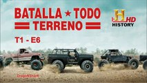 """BATALLA TODO TERRENO #6 –  """"Los perros están de regreso"""""""