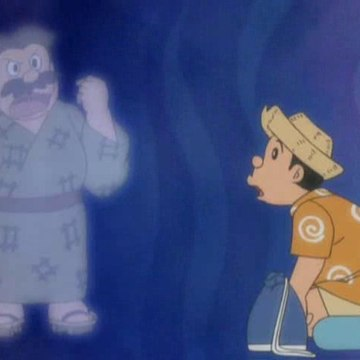 Doraemon (2005) - O avó aparece en soños