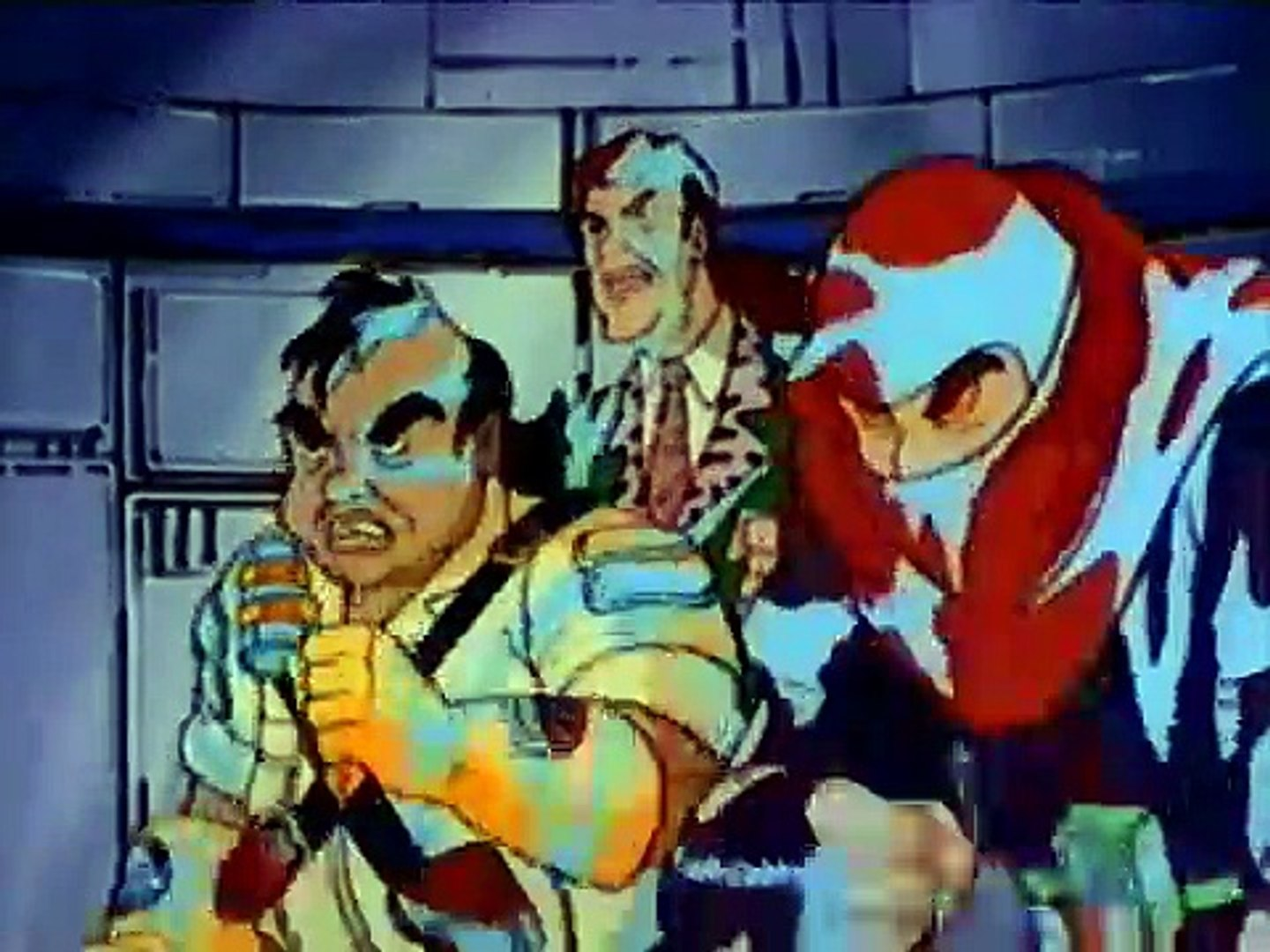 Captain Planet And The Planeteers S01E23 Mission To Save Earth (2)