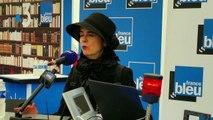 Amelie Nothomb au Livre sur la place à Nancy