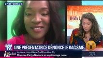 Une présentatrice météo belge dénonce les attaques racistes qu'elle reçoit depuis un an