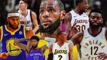 Chris Bosh & Dwyane Wade Joining Lakers With LeBron James & Lonzo Ball - NBA