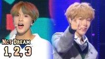 [HOT]NCT DREAM - 1, 2, 3, 엔시티 드림 -  1, 2, 3  Show Music core 20180908
