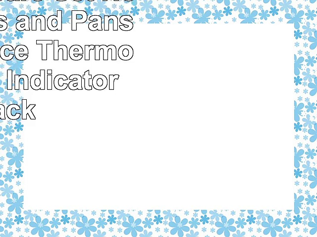 Tfal Cookware Set Nonstick Pots and Pans Set 12 Piece ThermoSpot Heat Indicator Black