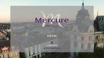Mercure Chartres Cathédrale, hôtel 4 étoiles à Chartres.