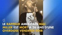 Décès de Mac Miller : retour sur la carrière du rappeur en images