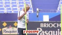 Deschamps ne dévoile rien lors de la dernière séance - Foot - Ligue des nations - Bleus