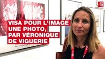 Visa pour l'image: une photo, par Véronique de Viguerie