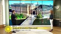 """""""Blir Alliansen beroende av SD?"""" – Marcus Oscarsson svarar på tittarnas frågor - Nyhetsmorgon (TV4)"""