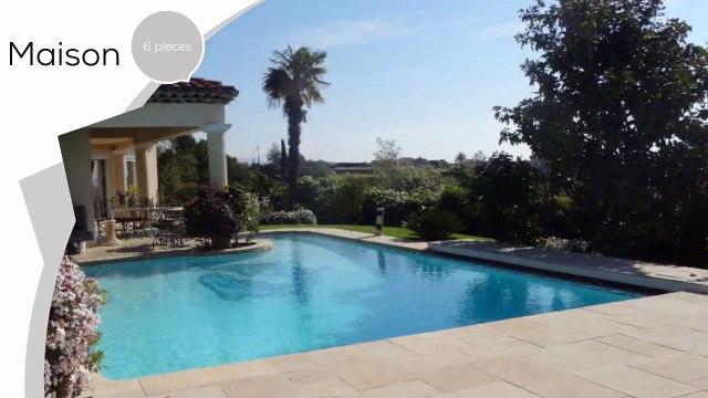 A vendre - Maison/villa - Cagnes sur mer (06800) - 6 pièces - 210m²