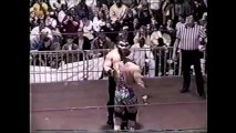 Steiners vs Powers of Pain (All Star Wrestling September 3rd, 1996) handheld