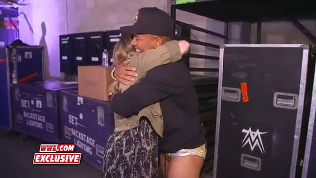 Danielle Fishel explains why she is such a big fan of Lio Rush- 205 Live Exclusive, June 26, 2018