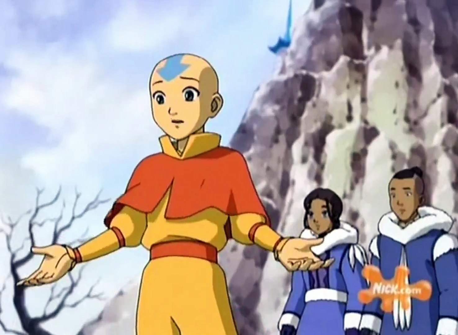 Avatar - The Last Airbender S01E03 The Southern Air Temple (2)