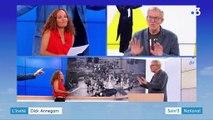 "Dick Annegarn : ""Bruxelles a pris de l'ampleur"""