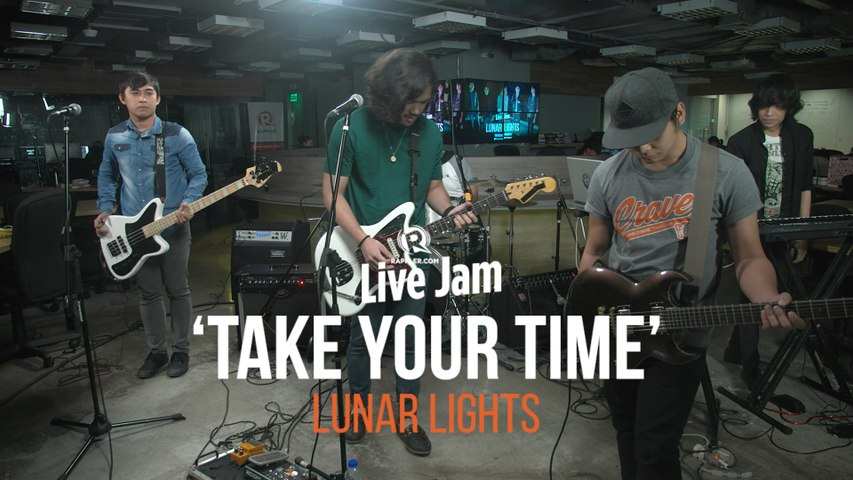 Lunar Lights – 'Take Your Time'