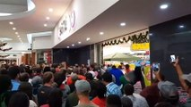 Crowds gather at South Africa shopping malls for Black Friday sales