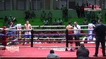 Ernesto Irias VS Juan Munguia - Bufalo Boxing Promotions