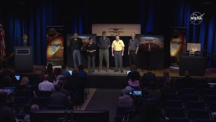 Mars Insight Engineering Mission Briefing