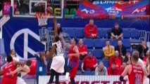 CSKA Moscow - Zalgiris Kaunas Highlights | Turkish Airlines EuroLeague RS Round 8