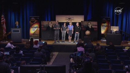 Mars Insight Science Mission Briefing