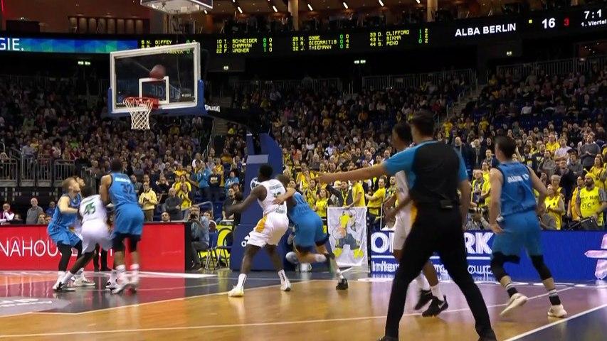 ALBA Berlin - Limoges CSP Highlights | 7DAYS EuroCup, RS Round 8