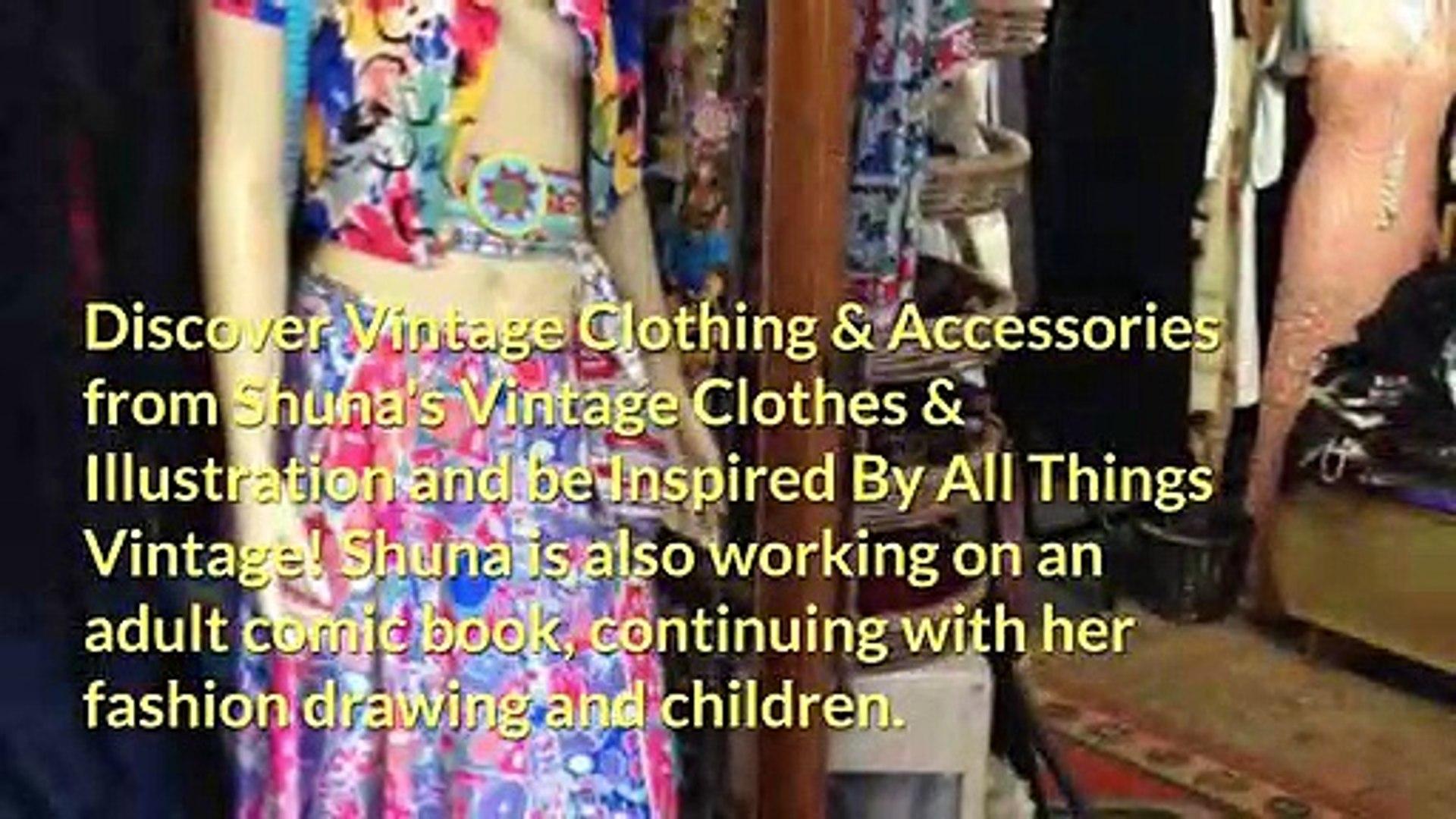Vintage Clothes Shop Heathfield