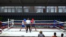 Alvaro Lopez VS Cesar Arguello - Boxeo Amateur - Miercoles de Boxeo